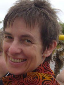 Gudrun Porträt